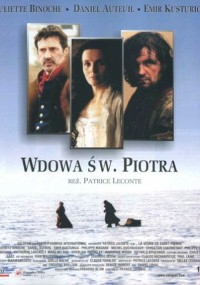 Wdowa św. Piotra (2000) plakat