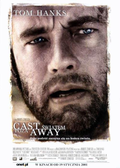 Cast Away - poza światem Poster