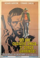 plakat - Abre tu fosa amigo... llega Sábata (1971)