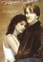 plakat - Zwariowałem dla ciebie (1985)