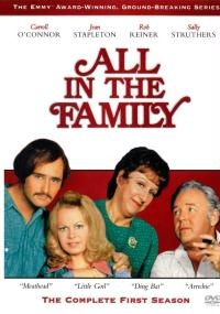 All in the Family (1971) plakat