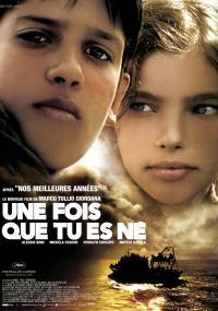 Chłopiec za burtą (2005) plakat