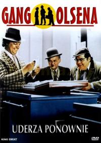 Gang Olsena znowu w akcji (1977) plakat