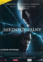 plakat - Niezniszczalny (2000)