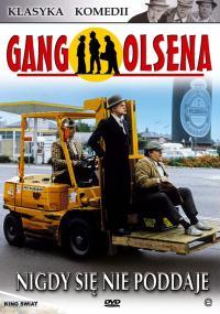 Gang Olsena nigdy się nie poddaje (1979) plakat