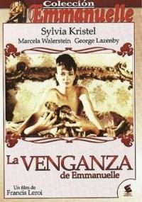 Zemsta Emmanuelle (1992) plakat