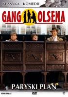plakat - Gang Olsena - Paryski plan (1981)