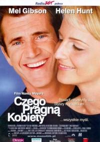Czego pragną kobiety (2000) plakat