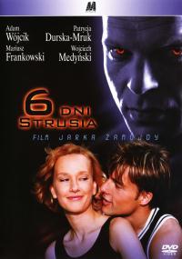 6 dni strusia (2000) plakat