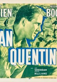 Zbieg z San Quentin (1937) plakat