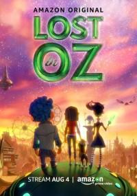 Zagubiona w Oz (2015) plakat