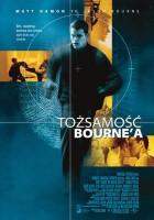 plakat - Tożsamość Bourne'a (2002)