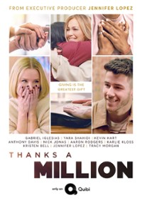 Thanks a Million (2020) plakat
