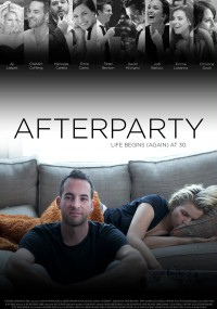Afterparty (2013) plakat