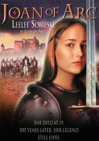 Joanna d'Arc (1999) plakat