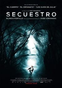 Secuestro (2016) plakat