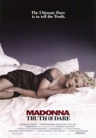 plakat - W łóżku z Madonną (1991)