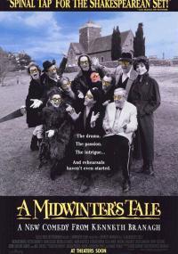W środku mrocznej zimy (1995) plakat