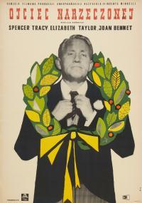 Ojciec narzeczonej (1950) plakat