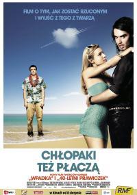 Chłopaki też płaczą (2008) plakat