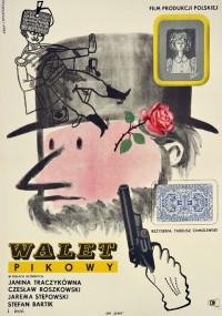 Walet pikowy (1960) plakat