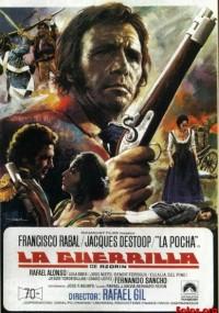 La Guerrilla (1972) plakat