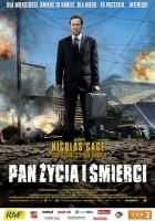 plakat - Pan życia i śmierci (2005)