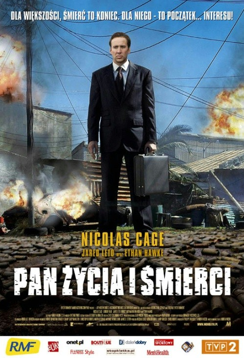 Pan Życia i Śmierci / Lord of War (2005) MULTi.2160p.UHD.BluRay.Remux.HEVC.HDR10.DolbyVision.DD5.1-fHD / POLSKI LEKTOR i NAPISY
