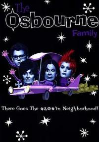 Rodzina Osbourne'ów (2002) plakat