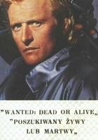Poszukiwany żywy lub martwy (1987) plakat