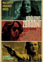 plakat - Królowe zbrodni (2019)
