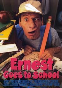 Ernest idzie do szkoły