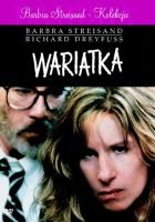 plakat - Wariatka (1987)