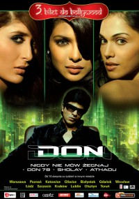 Don (2006) plakat