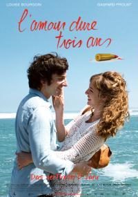 L'amour dure trois ans (2012) plakat