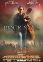 plakat - Gwiazda rocka (2001)