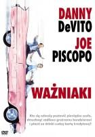 plakat - Ważniaki (1986)
