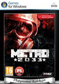 Metro 2033 (2010) plakat