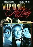 Weep No More, My Lady (1992) plakat