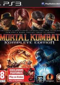 Mortal Kombat (2011) plakat