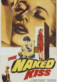 Nagi pocałunek (1964) plakat