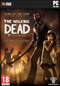 The Walking Dead: Season One (2012) plakat