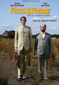 Frits en Freddy (2010) plakat