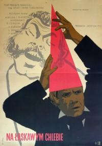 Na łaskawym chlebie (1953) plakat