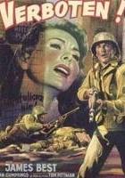 Verboten! (1959) plakat