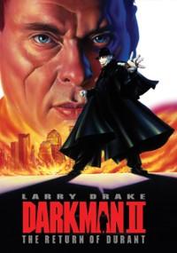 Człowiek ciemności II: Durant powraca (1995) plakat