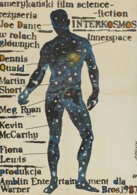 Interkosmos (1987) plakat