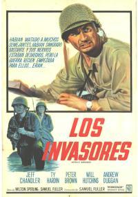 Maruderzy Merrilla (1962) plakat