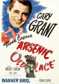 Arszenik i stare koronki (1944) plakat