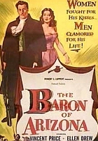 The Baron of Arizona (1950) plakat